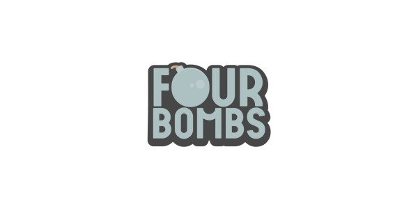 FOUR BOMBS