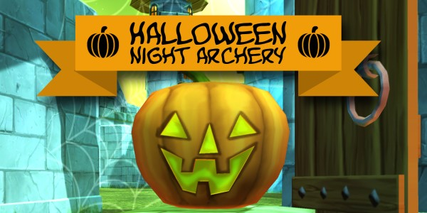 Halloween Night Archery