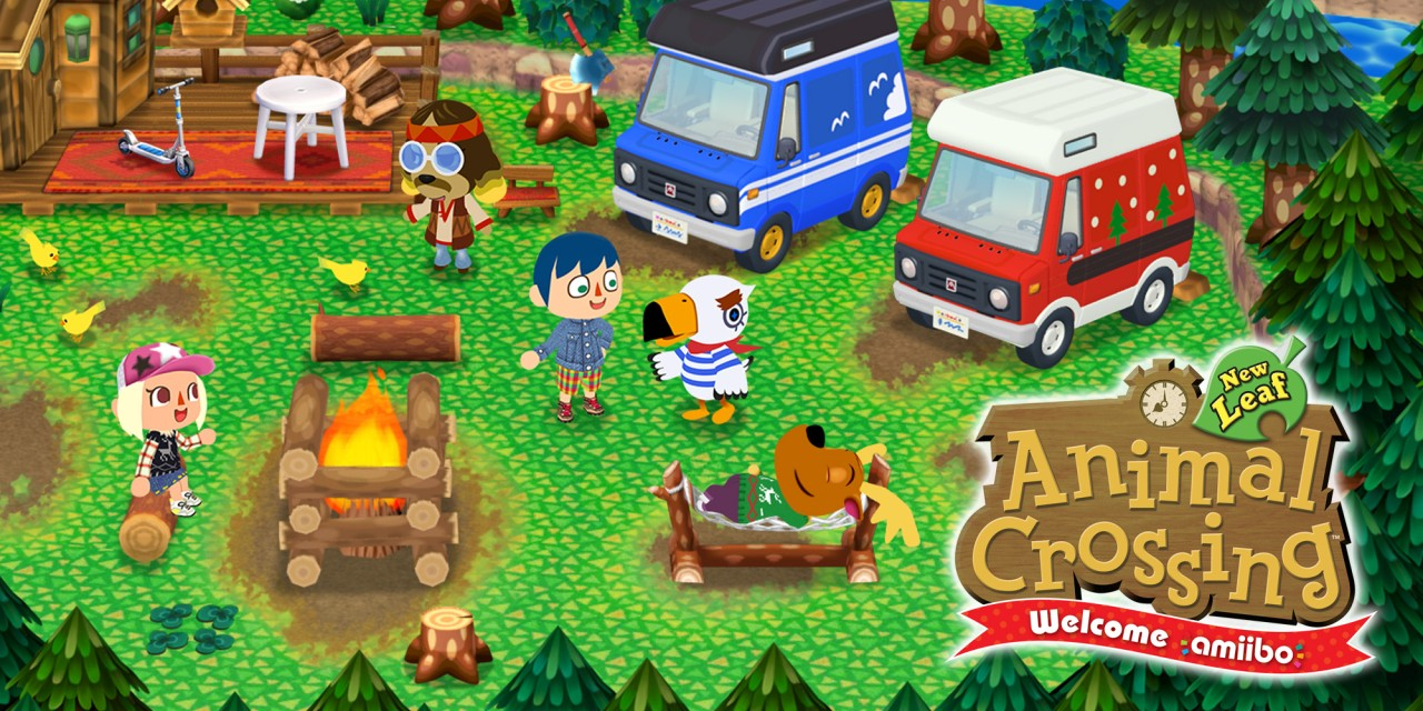 Animal Crossing: New Leaf - 5 Video Games Dengan Durasi Ending Terlama, Berani Coba?