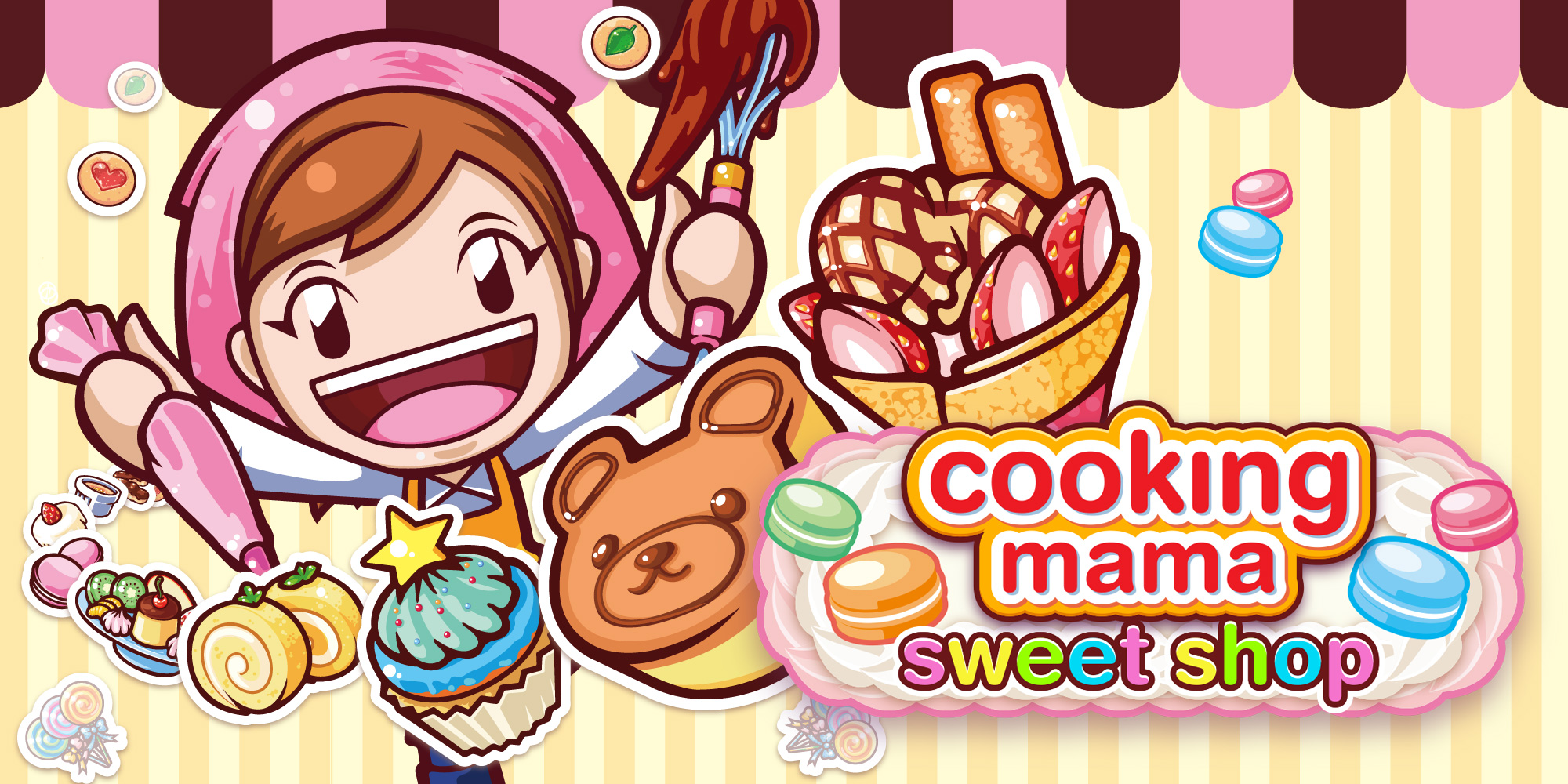 Cooking Games Cake Shop