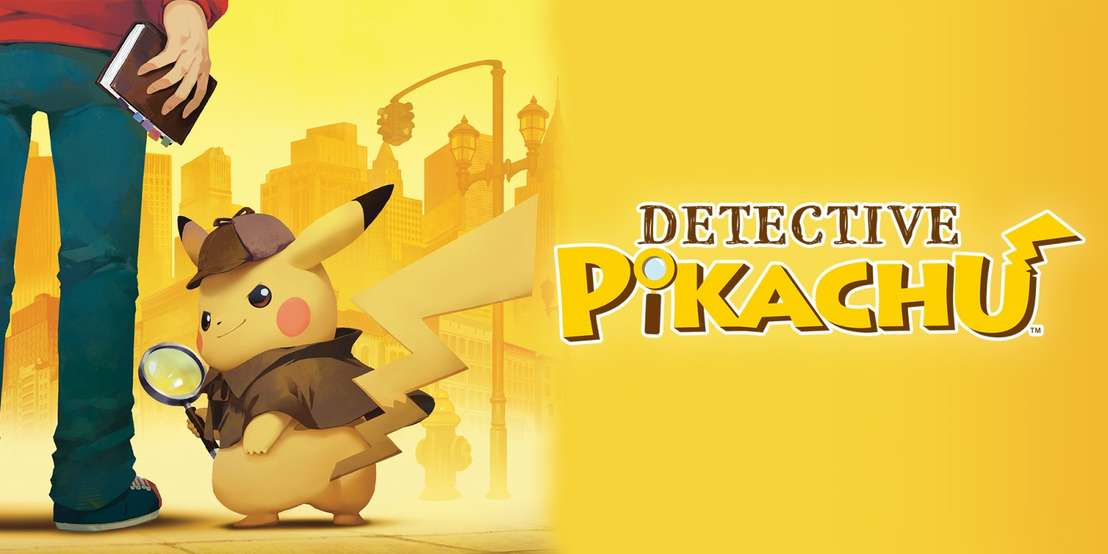 Detective Pikachu Nintendo 3ds игры Nintendo