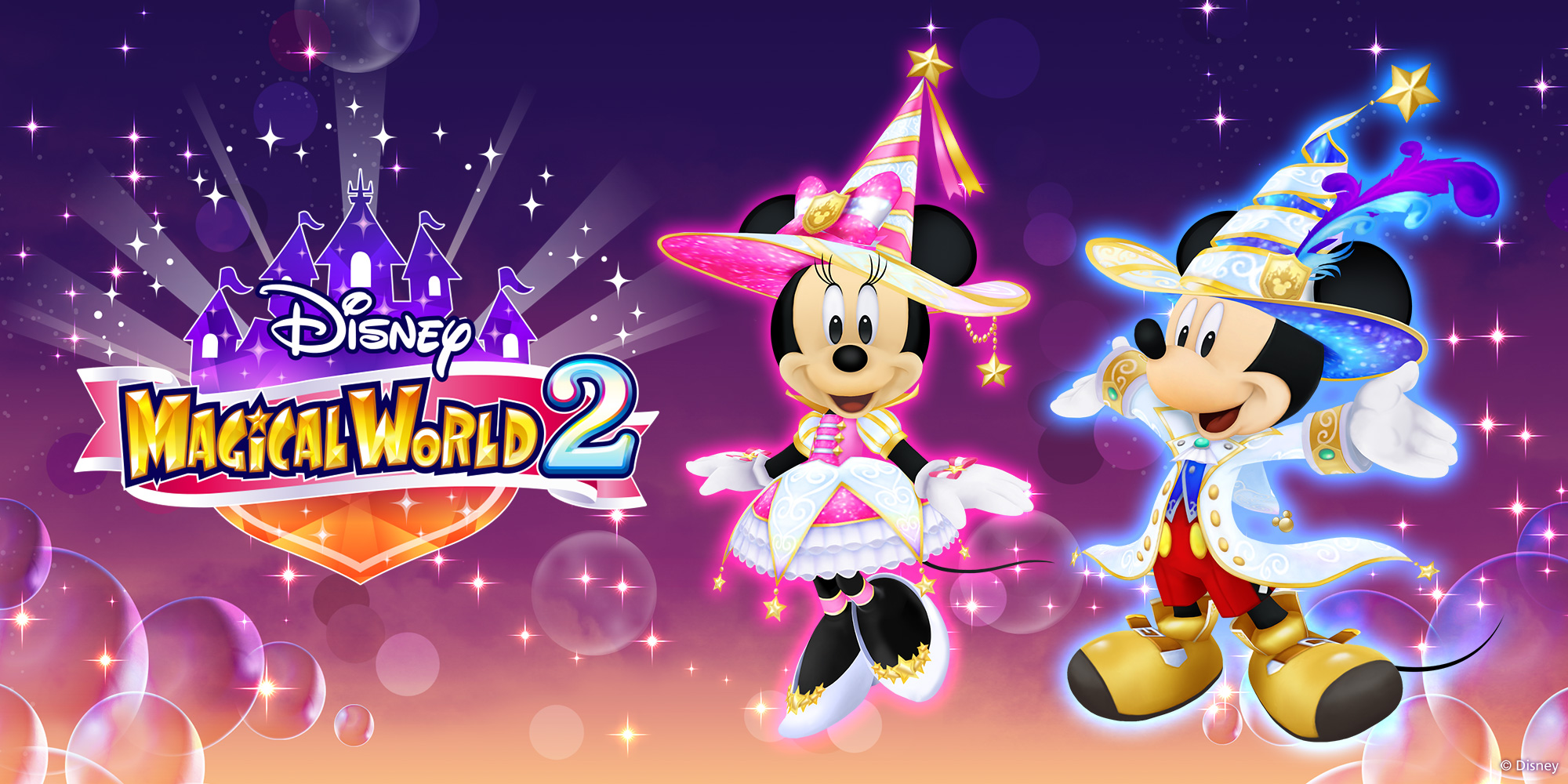 Disney Magical World 2 is coming to Nintendo 3DS family systems on 14th October 2016