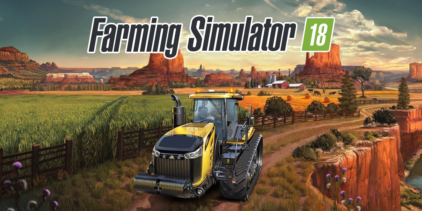 farming simulator 18 nintendo 3ds games nintendo