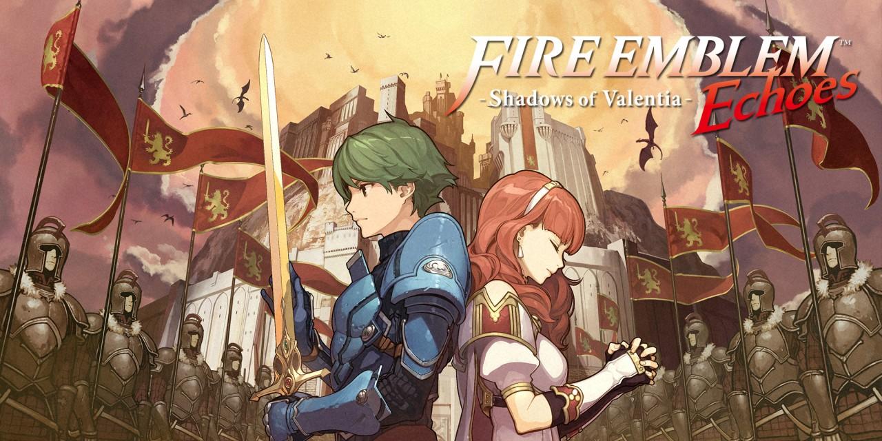 Resultado de imagen de Fire Emblem Echoes