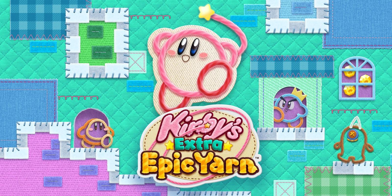 Hasil gambar untuk Kirby's Extra Epic Yam