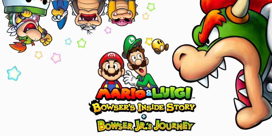 Mario & Luigi: Bowser's Inside Story + Bowser Jr.'s Journey