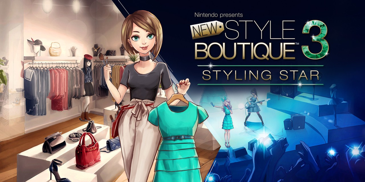 Nintendo Presents New Style Boutique 3 Styling Star Nintendo 3ds Games Nintendo