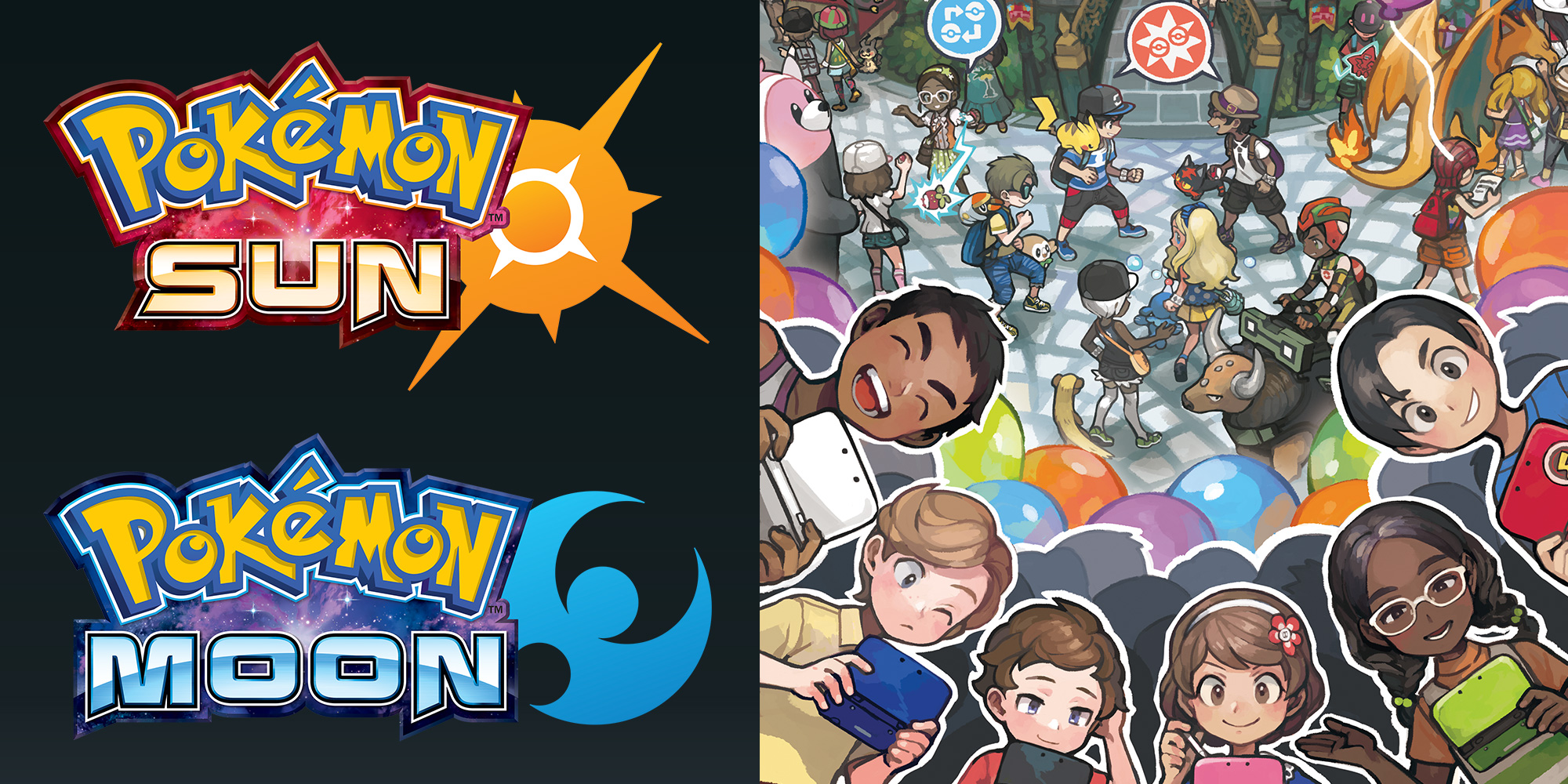 can you play pokemon sun and moon on ds