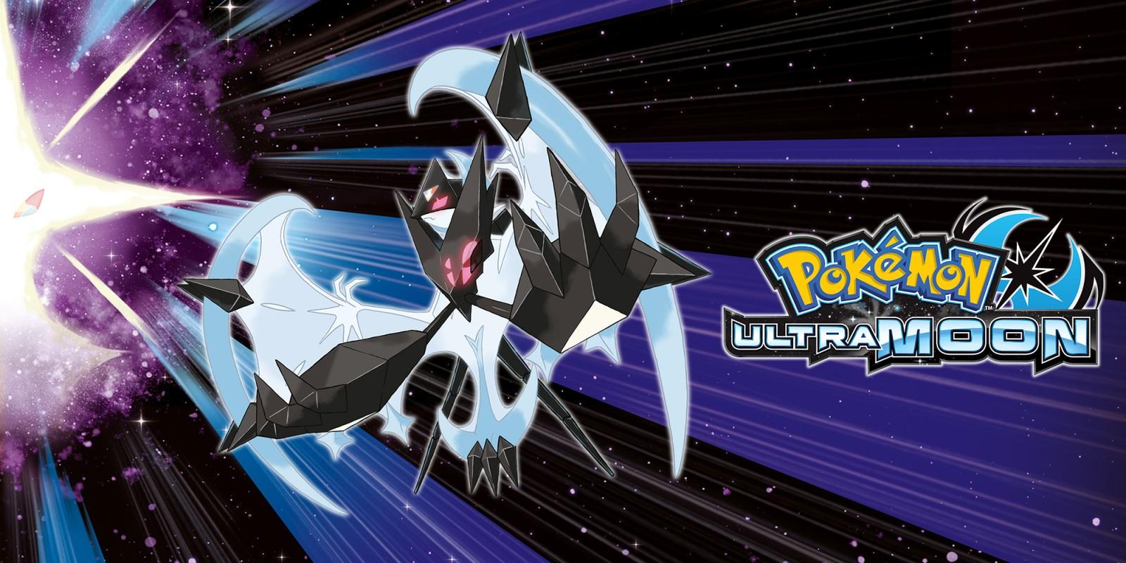 Pokémon Ultra Moon | Nintendo 3DS | Games | Nintendo