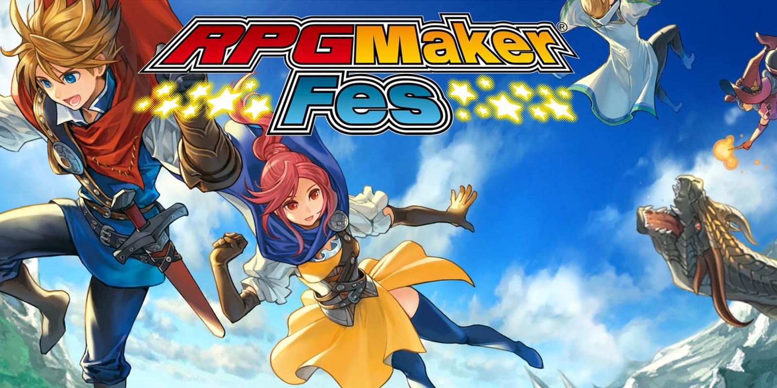RPG Maker Fes | Nintendo 3DS | Games | Nintendo