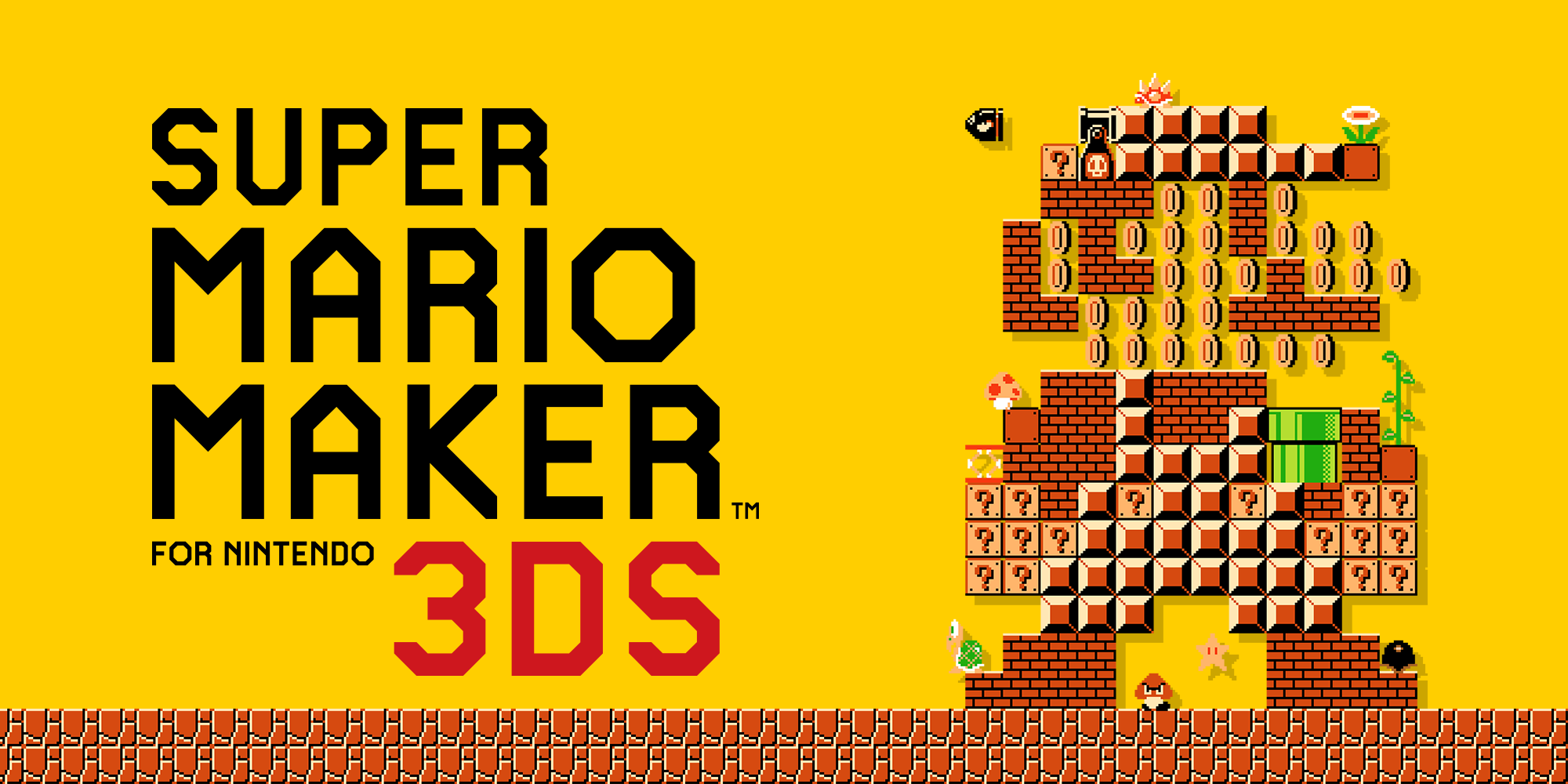 9 Things To Try In Super Mario Maker For Nintendo 3ds