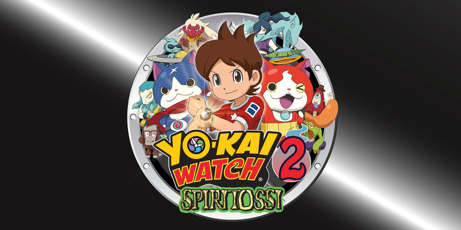 YO-KAI WATCH® 2: Spiritossi