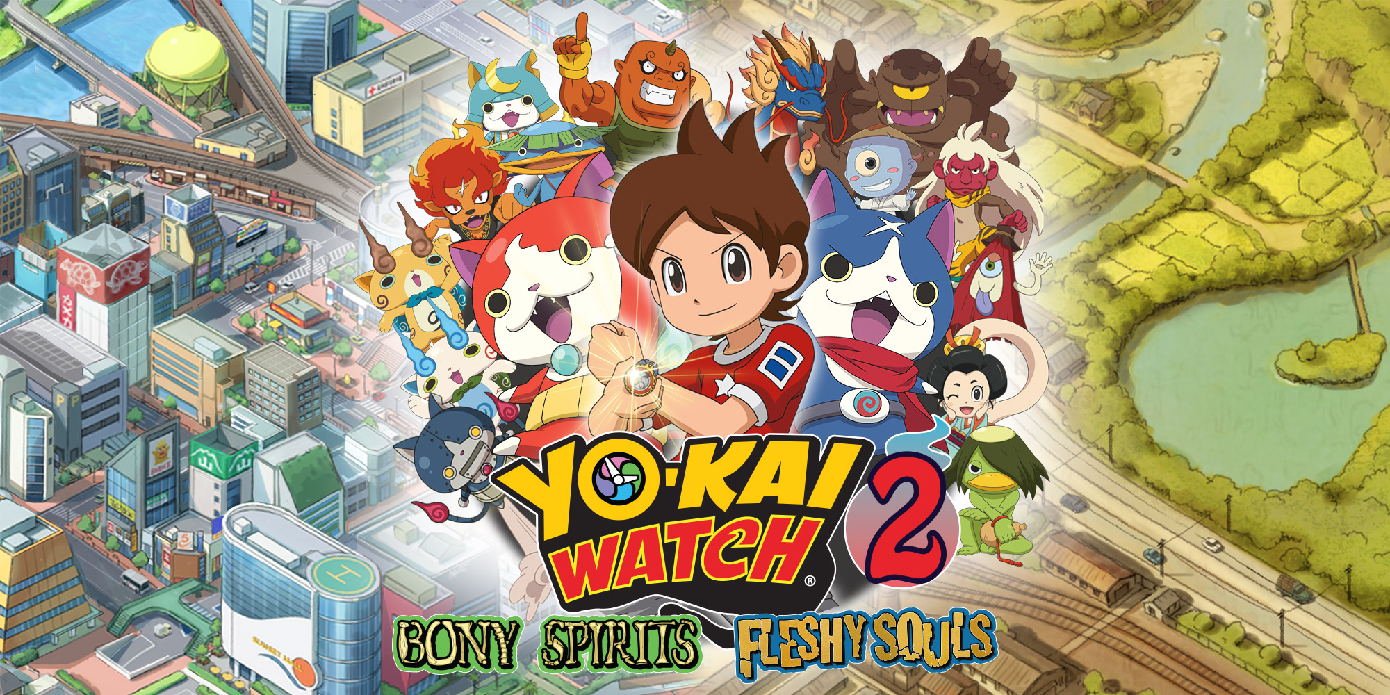 YO-KAI WATCH® 2
