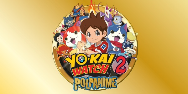 YO-KAI WATCH® 2: Polpanime
