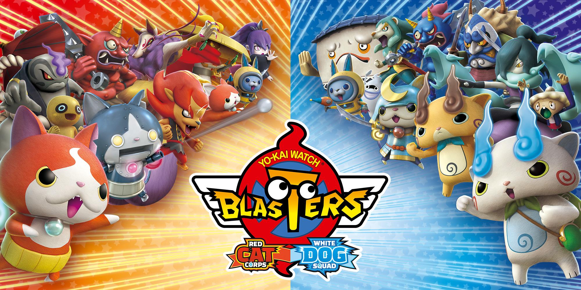Yo Kai Watch Blasters Nintendo