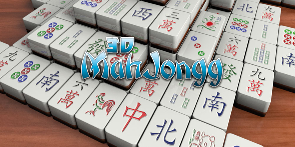 3 d mahjongg