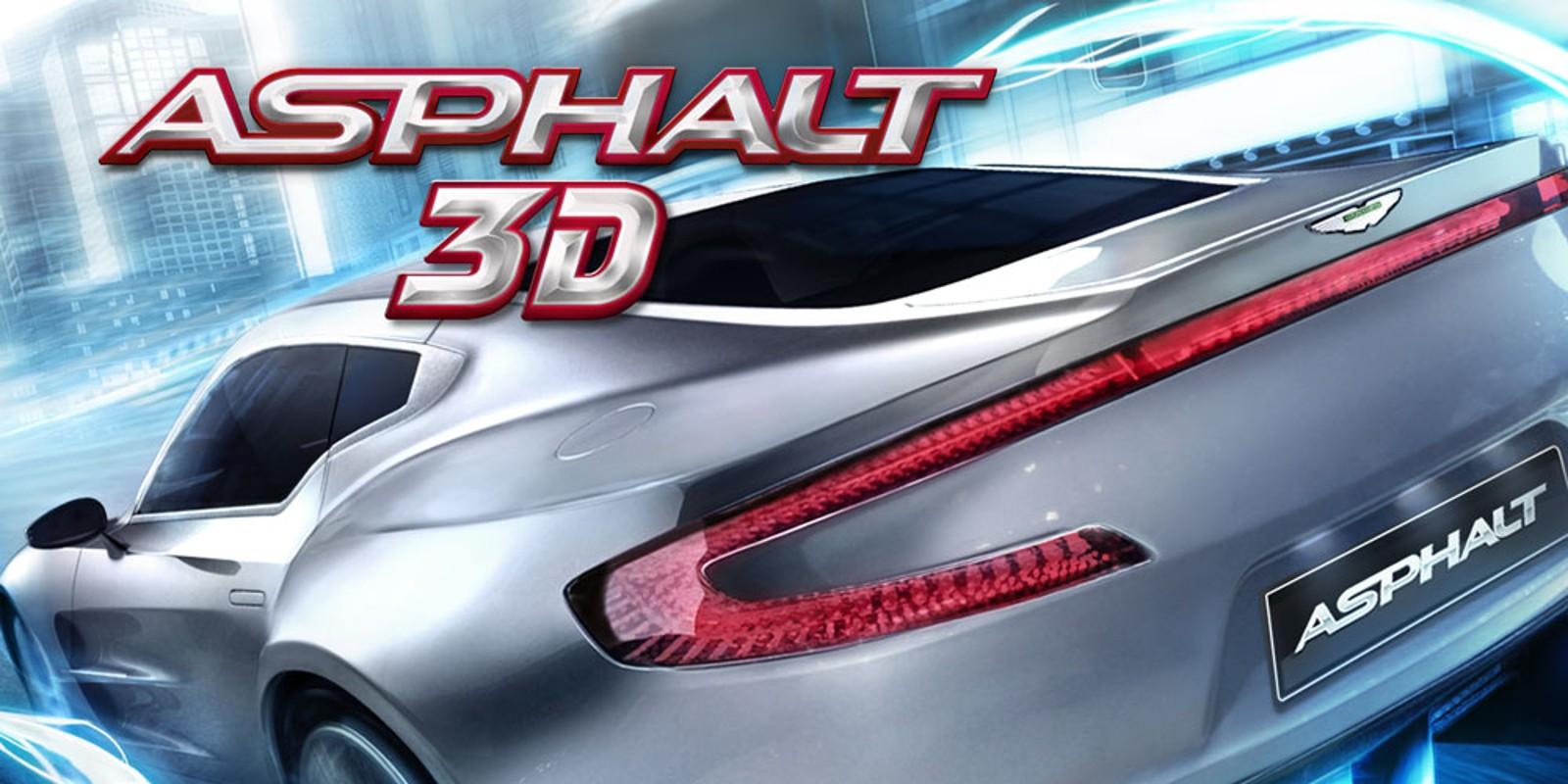 Asphalt 3d Nintendo 3ds Games Nintendo