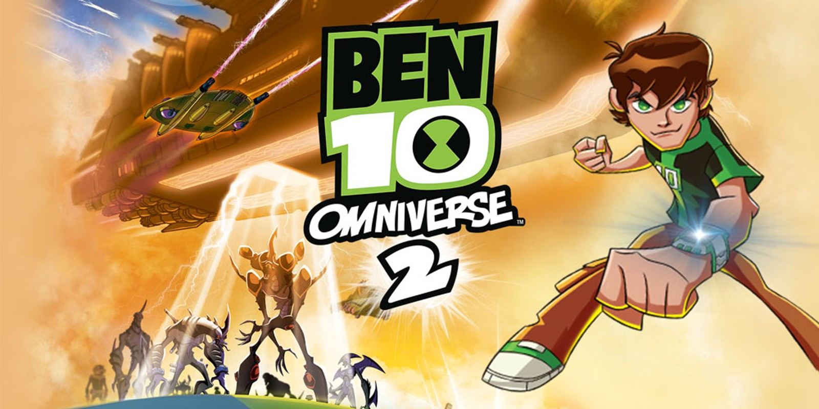 Amazon.com: Ben 10 Omniverse 2 - Nintendo 3DS: Video Games