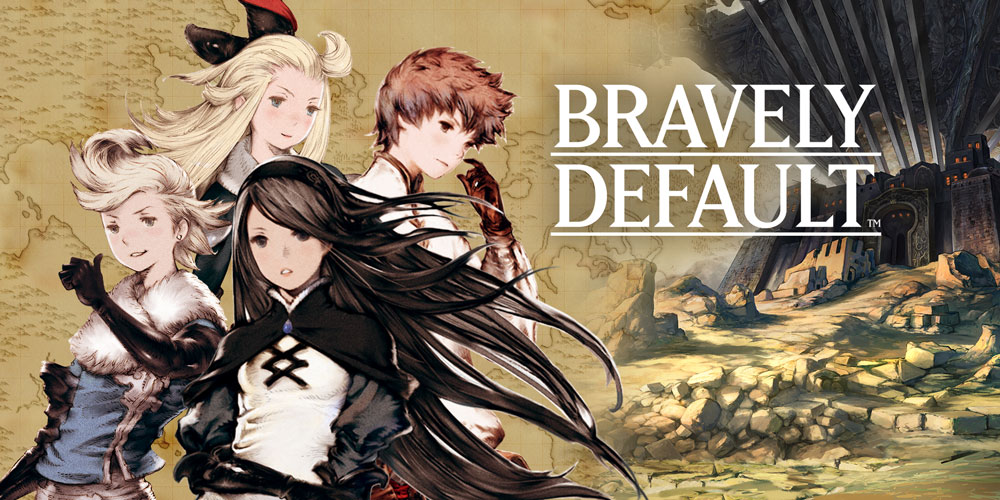 Bravely Default | Nintendo 3DS | Juegos | Nintendo