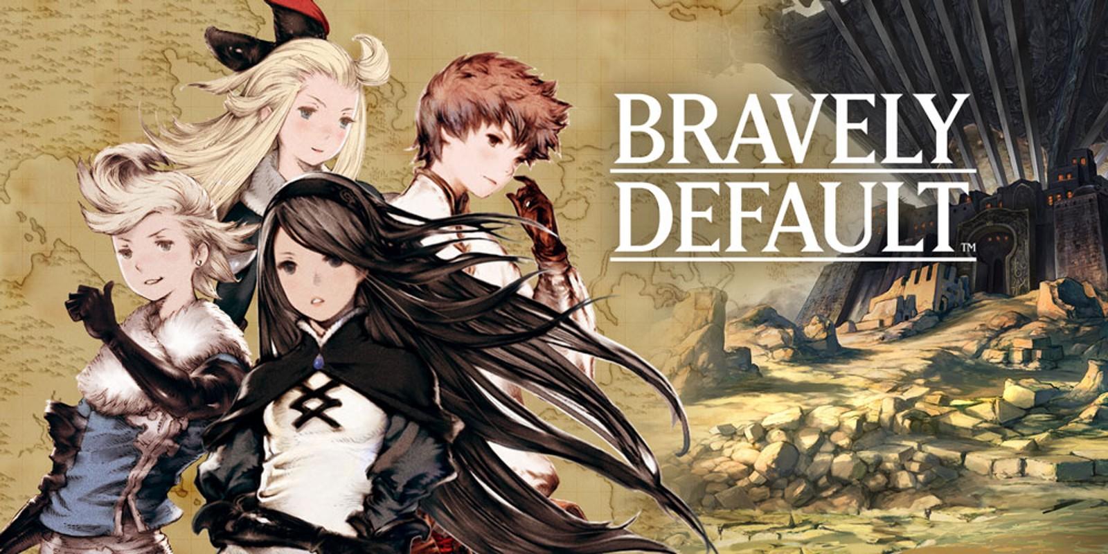 Image result for bravely default