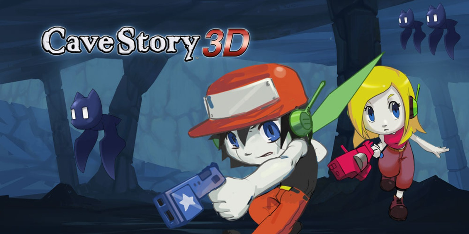 Cave Story Nintendo Games