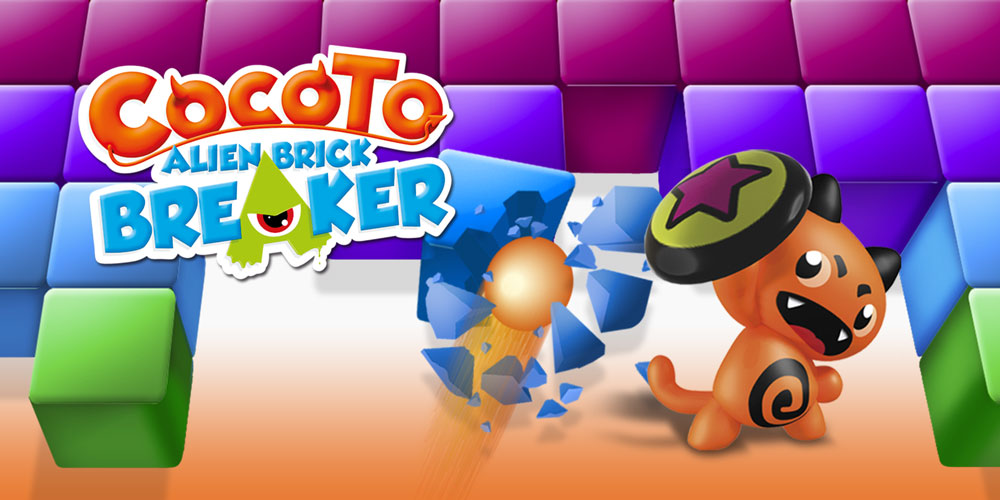 Cocoto Alien Brick Breaker Articles Pocket Gamer <a href=