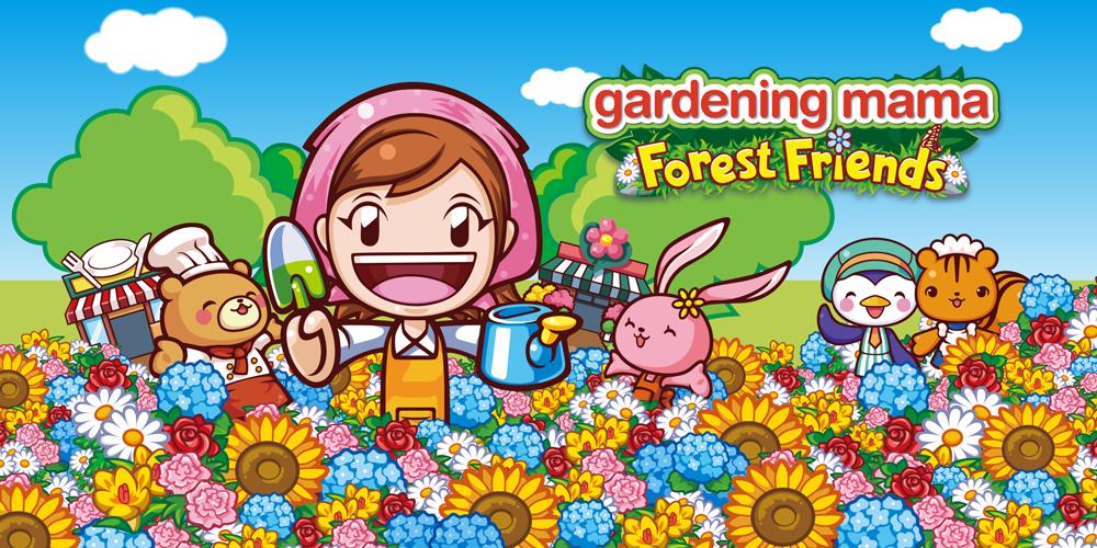 Play Gardening Mama Online 96