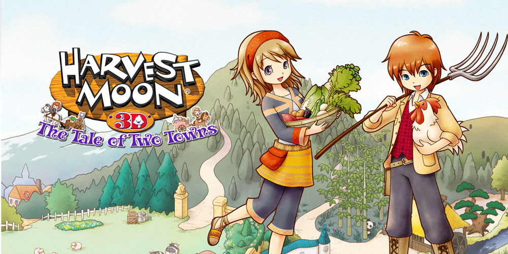 Harvest Moon: The Tale of Two Towns | Nintendo 3DS | Games