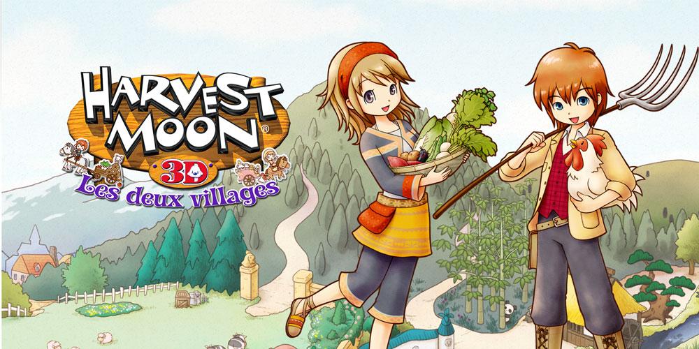 Harvest Moon: Les Deux Villages | Nintendo 3DS | Jeux