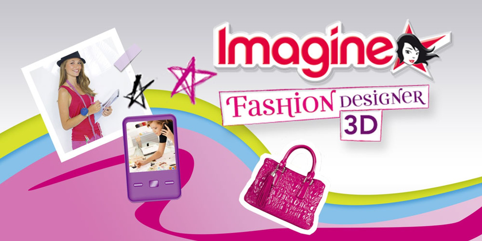 Imagine Fashion Designer for Nintendo 3DS - Nintendo Game Details