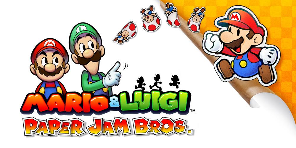Mario & Luigi: Paper Jam Bros. | Nintendo 3DS | Juegos | Nintendo