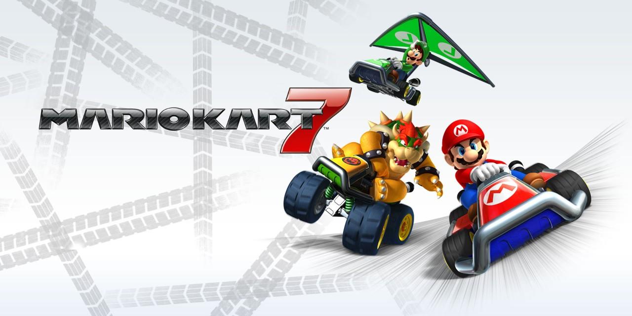 Mario kart 7 deals