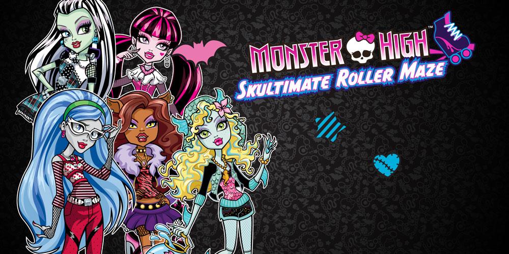 Monster High Ds Spiel
