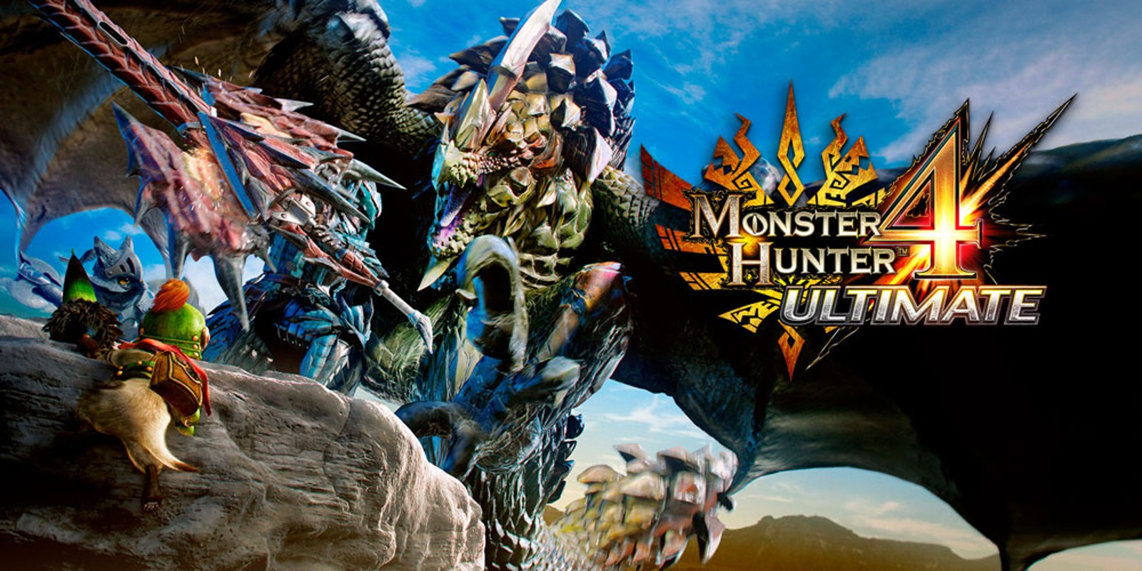 Monster Hunter 4 Ultimate - 5 Video Games Dengan Durasi Ending Terlama, Berani Coba?