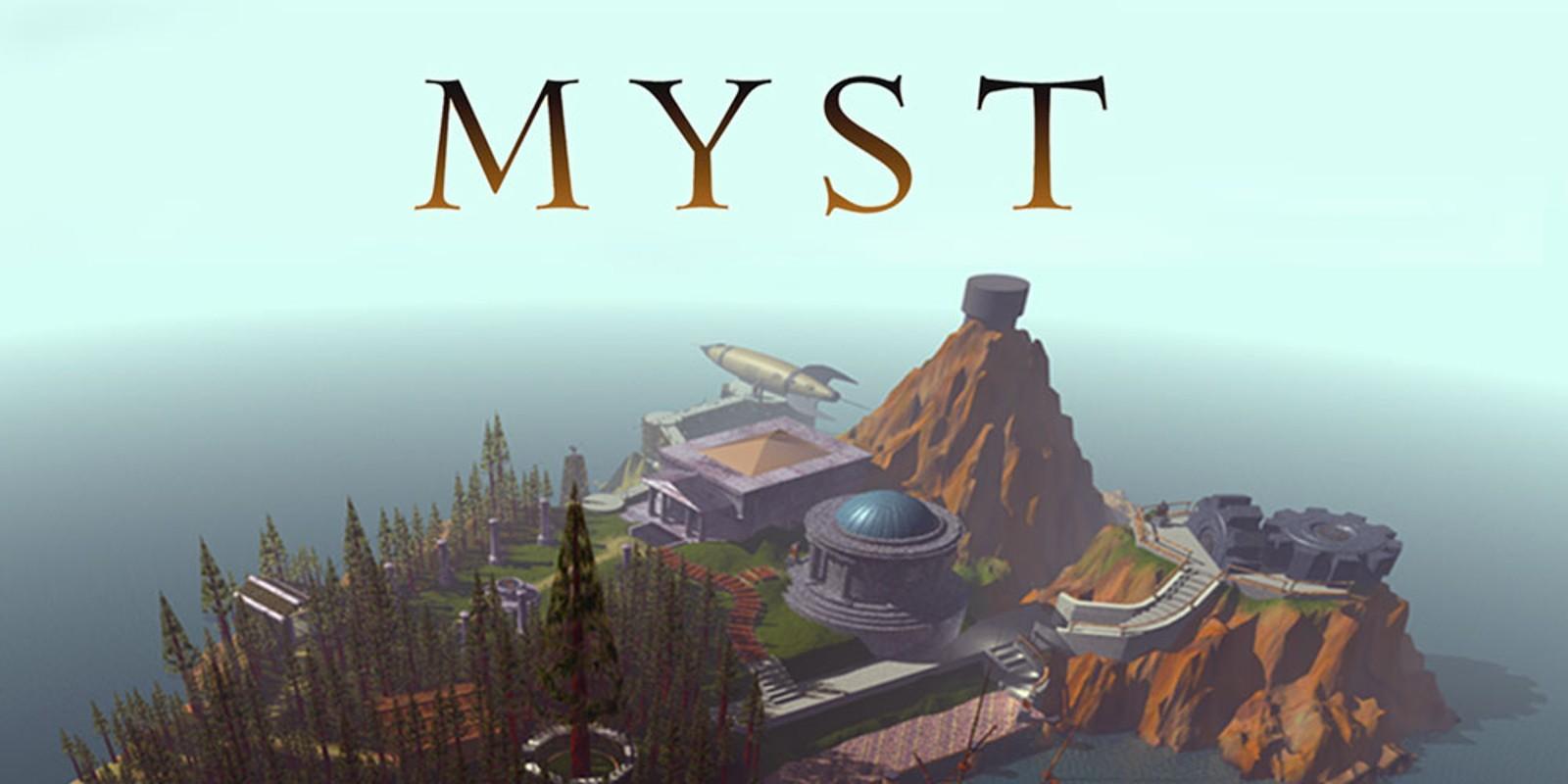 Myst Nintendo