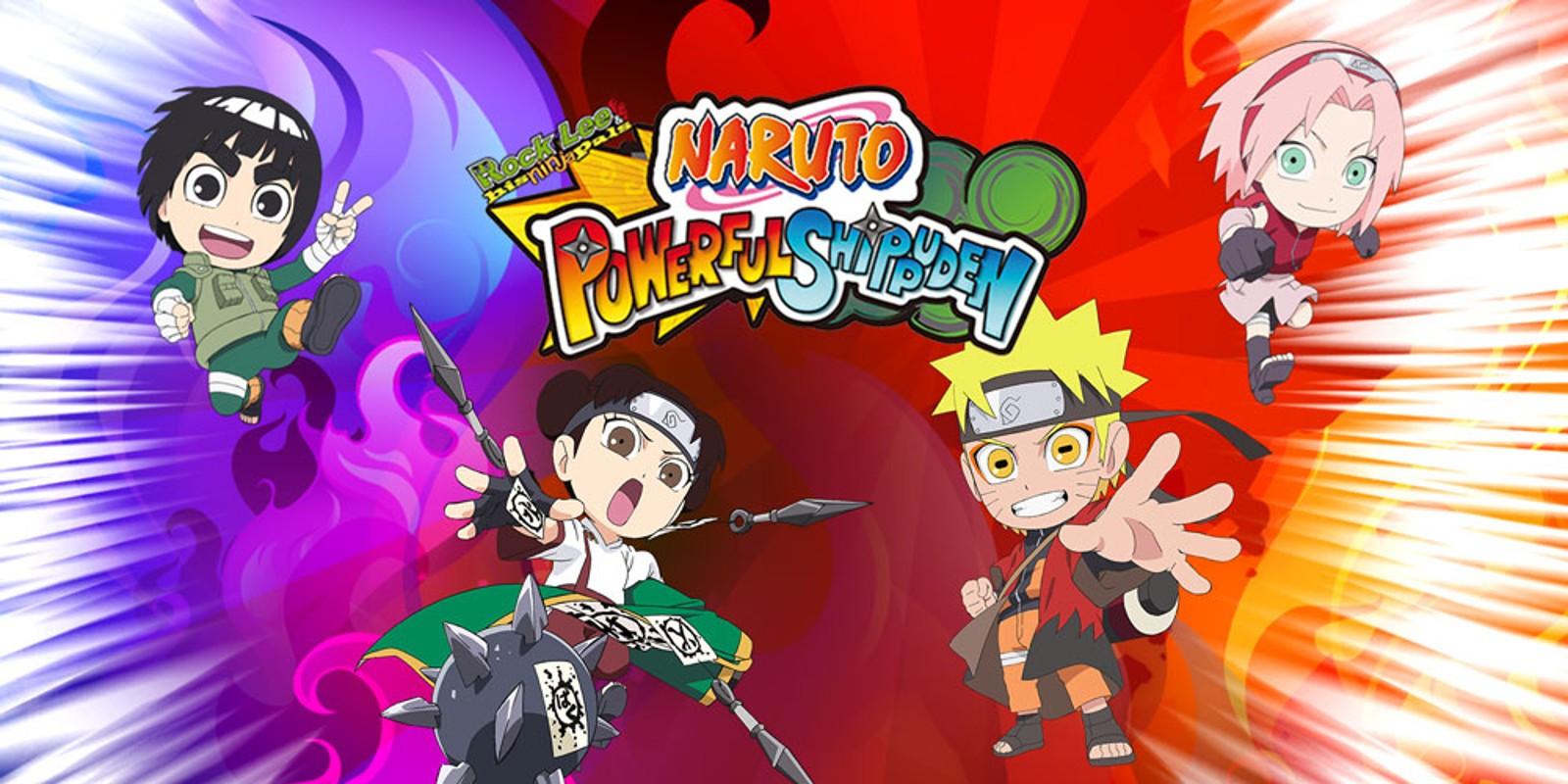 Naruto Shippuden The New Era Nintendo 3ds Games