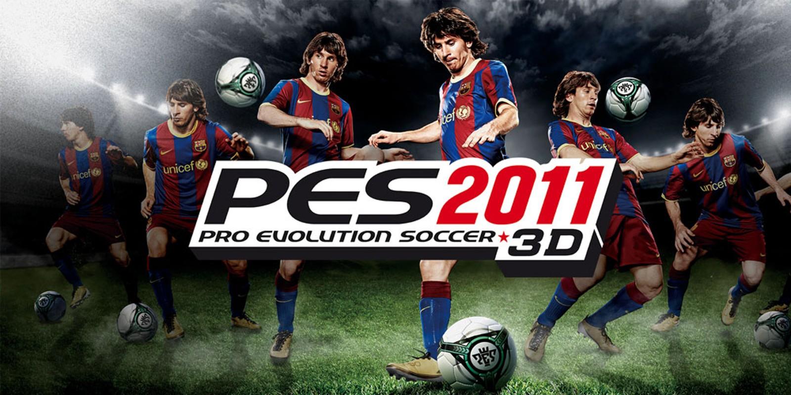 Super Nintendo World >> PES 2011 3D – Pro Evolution Soccer | Nintendo 3DS | Games | Nintendo