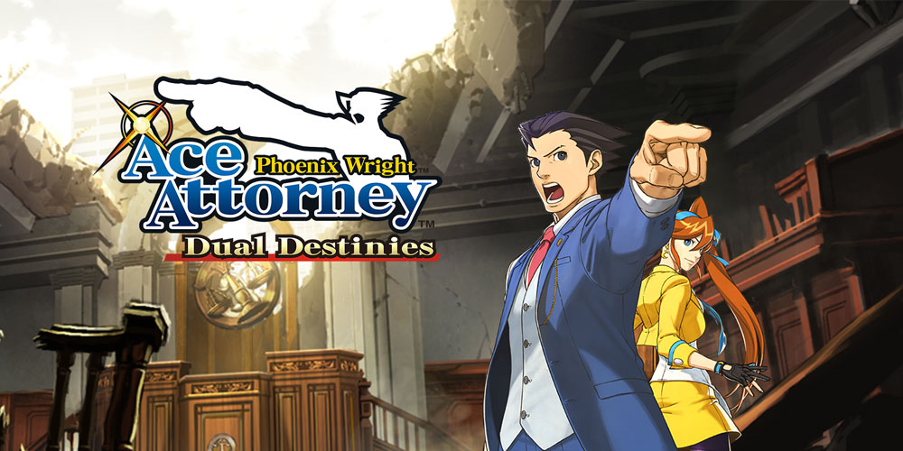 Phoenix Wright™: Ace Attorney™ – Dual Destinies