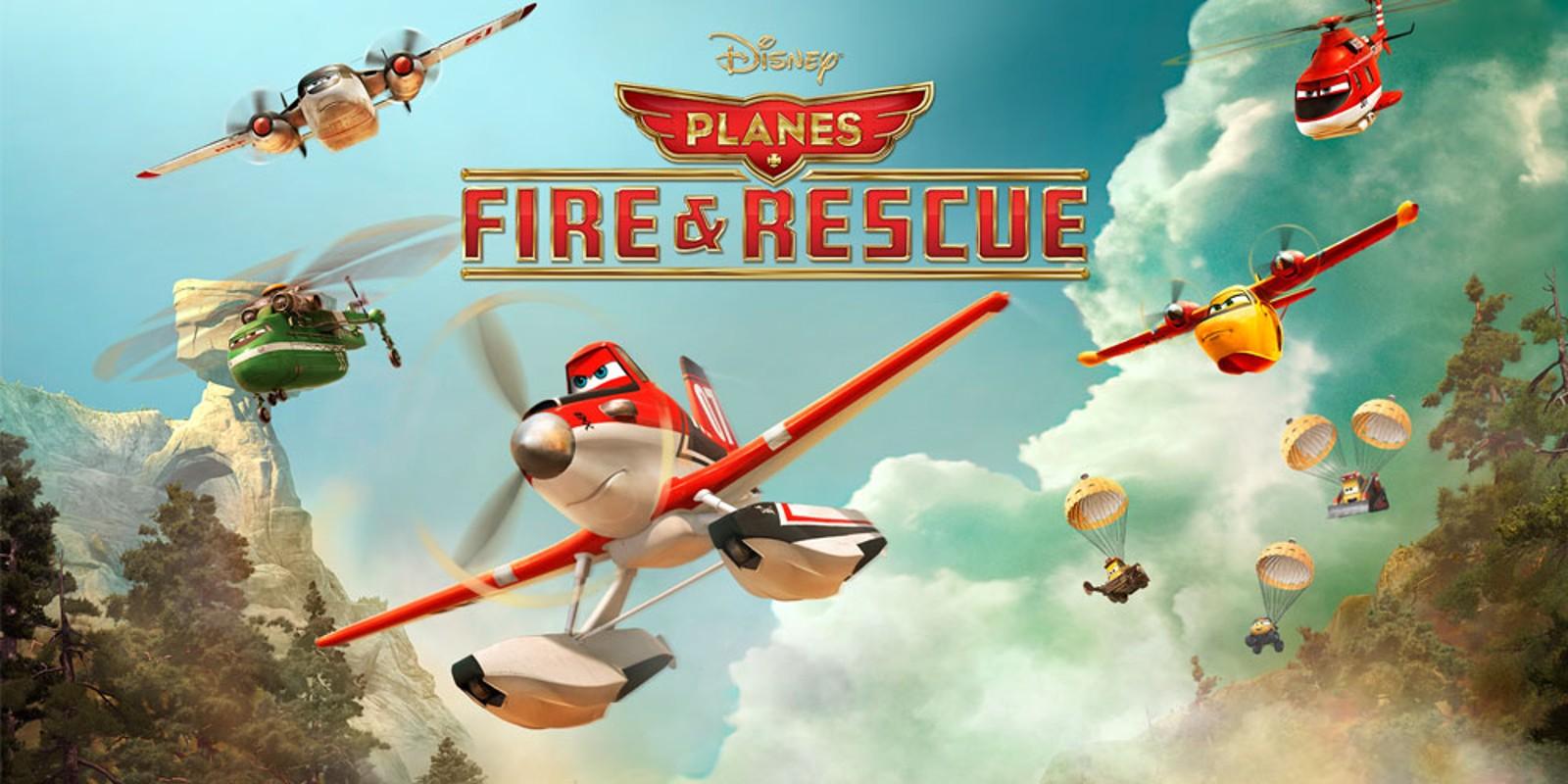 Disney planes fire rescue wii u games nintendo disney planes fire rescue voltagebd Choice Image
