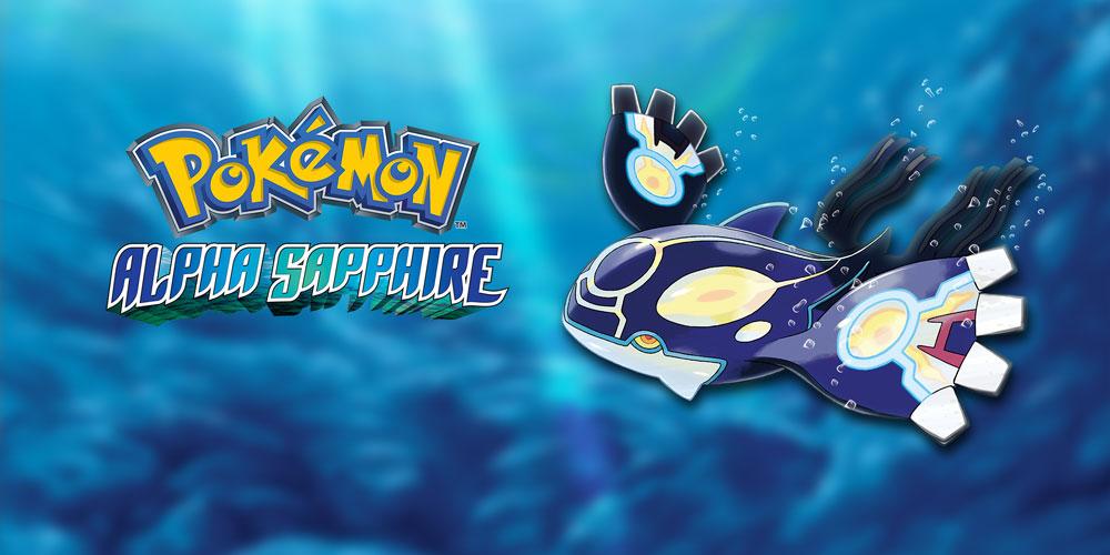 Pok\u00e9mon Alpha Sapphire  Nintendo 3DS  Games  Nintendo