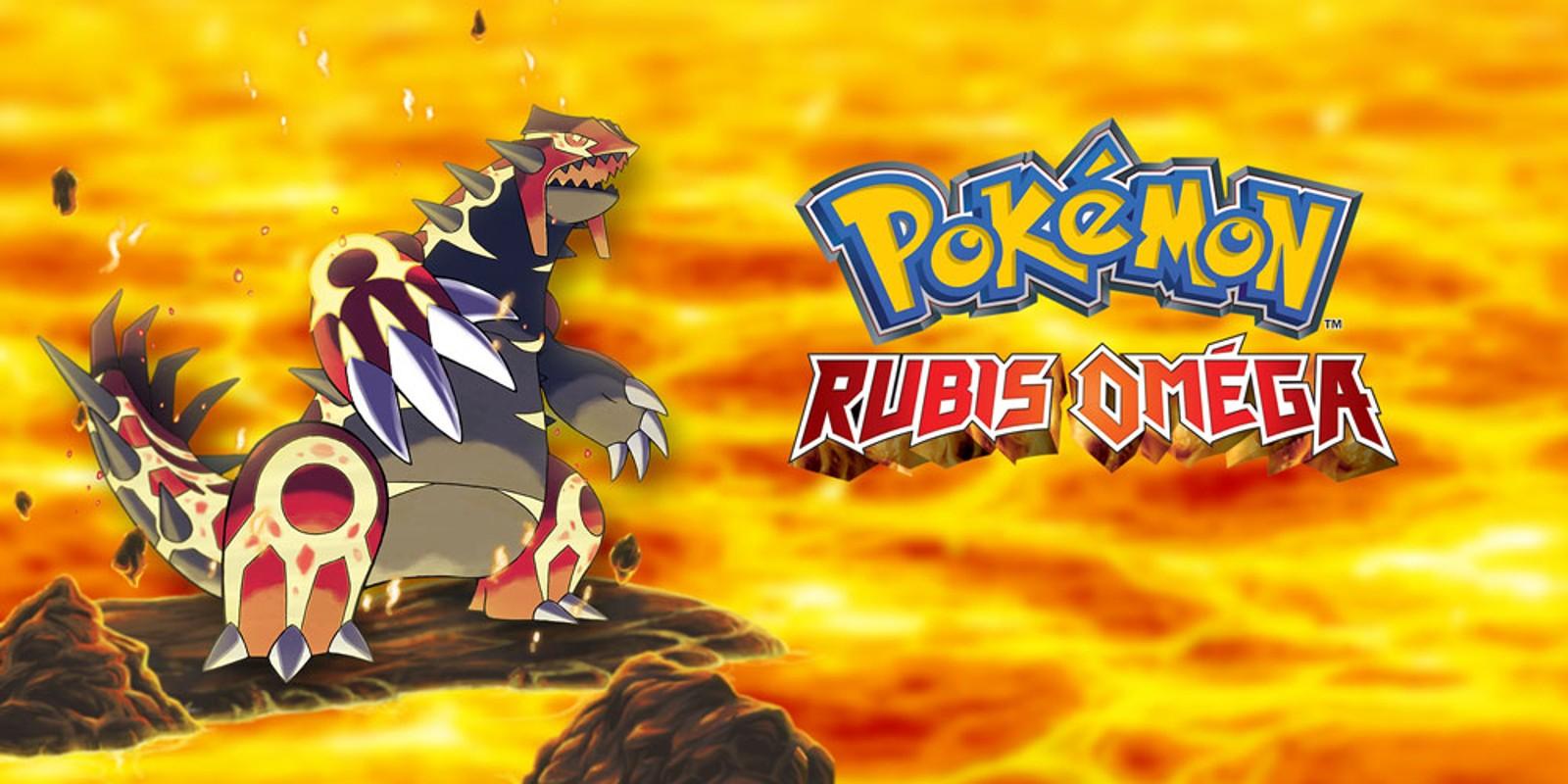 Pokémon Rubis Oméga | Nintendo 3DS | Jeux | Nintendo
