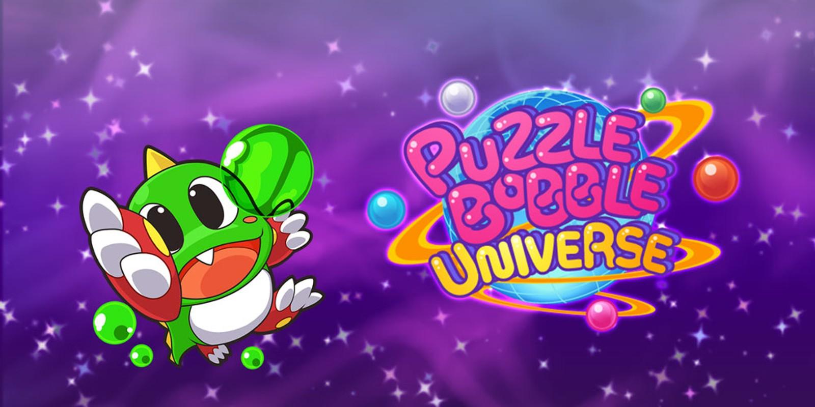 Puzzle Bobble Universe Nintendo 3ds Games Nintendo
