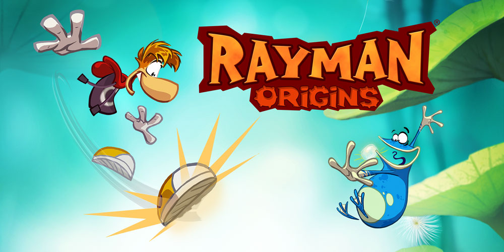 Rayman Origins Nintendo 3ds Games Nintendo