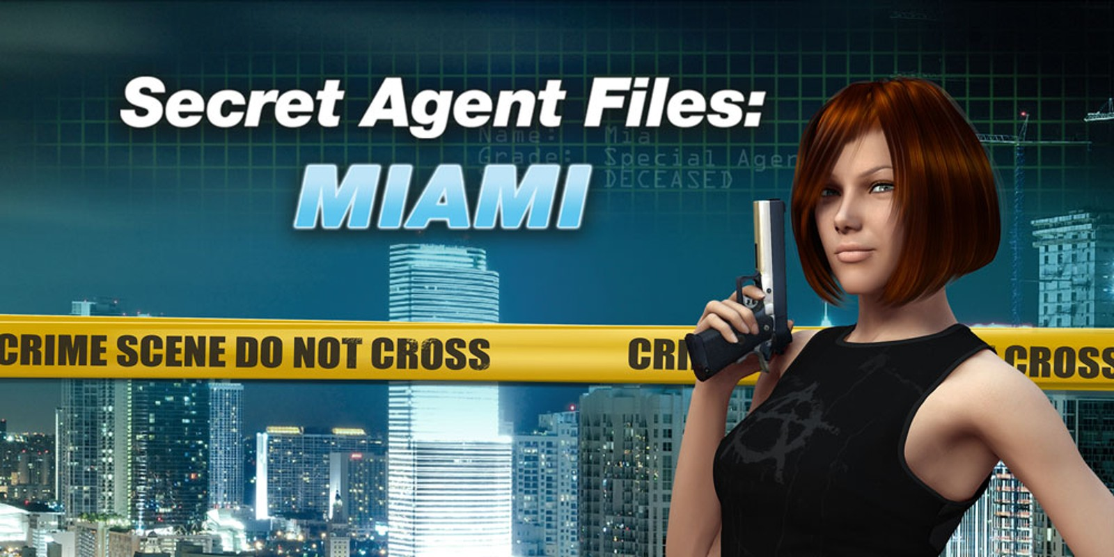 Secret Agent Files: Miami