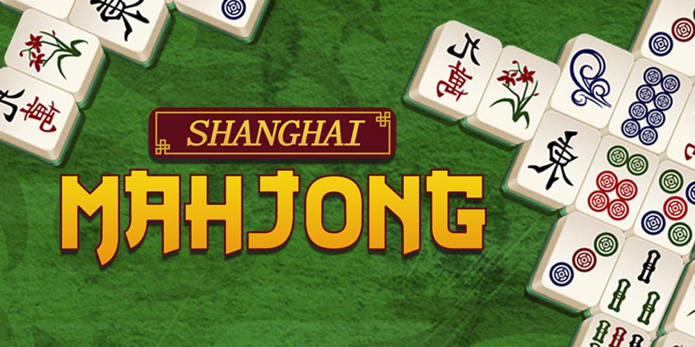 Mahjong Shanghai Nl