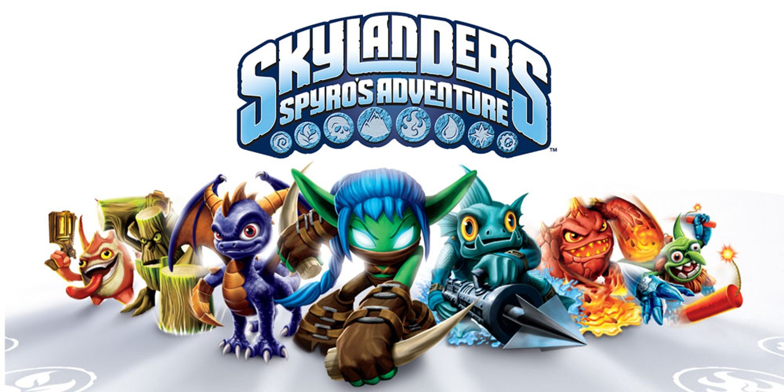 Skylanders Spyro S Adventure Nintendo 3ds Games Nintendo