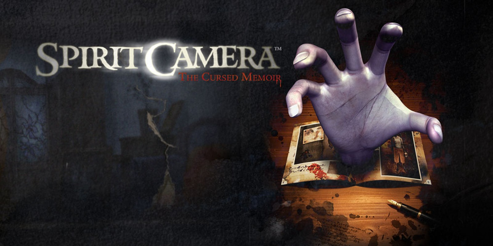 Spirit Camera The Cursed Memoir Nintendo 3ds Games