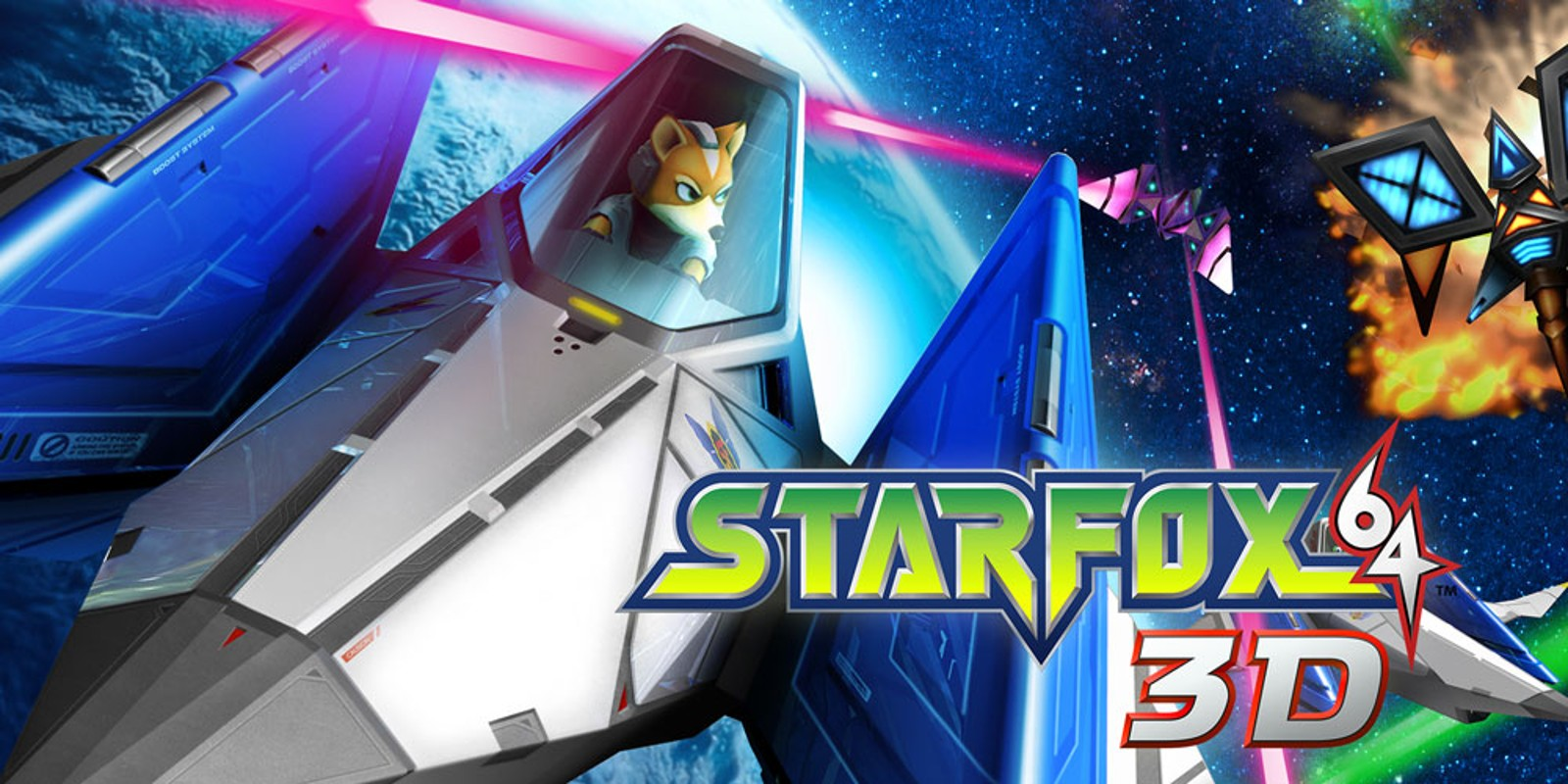 Image result for star fox 643D