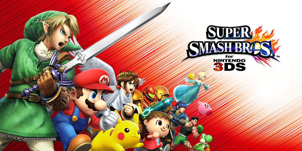 Super Smash Bros  for Nintendo 3DS demo out now in Nintendo eShop