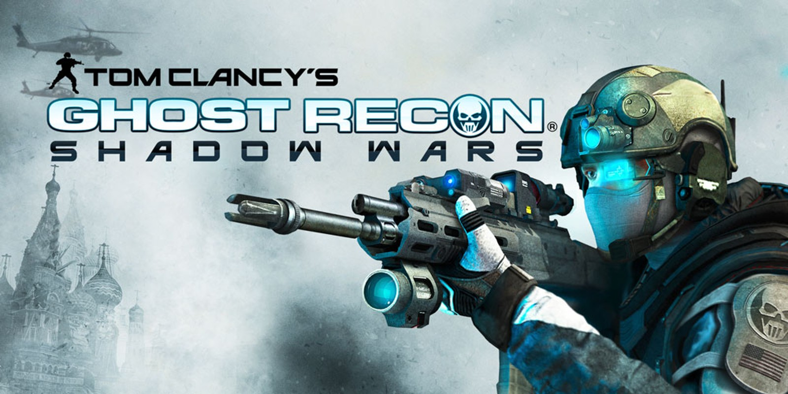 tom clancy's™ ghost recon® shadow wars | nintendo 3ds | games | nintendo